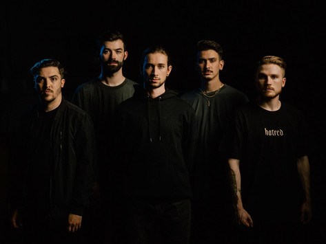 SENTINELS announce debut album 'Collapse By Design' + share lead single