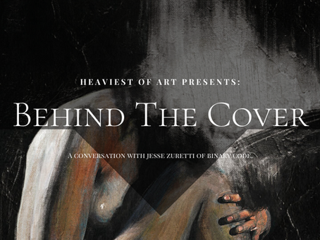 Behind the Cover: BINARY CODE - Memento Mori