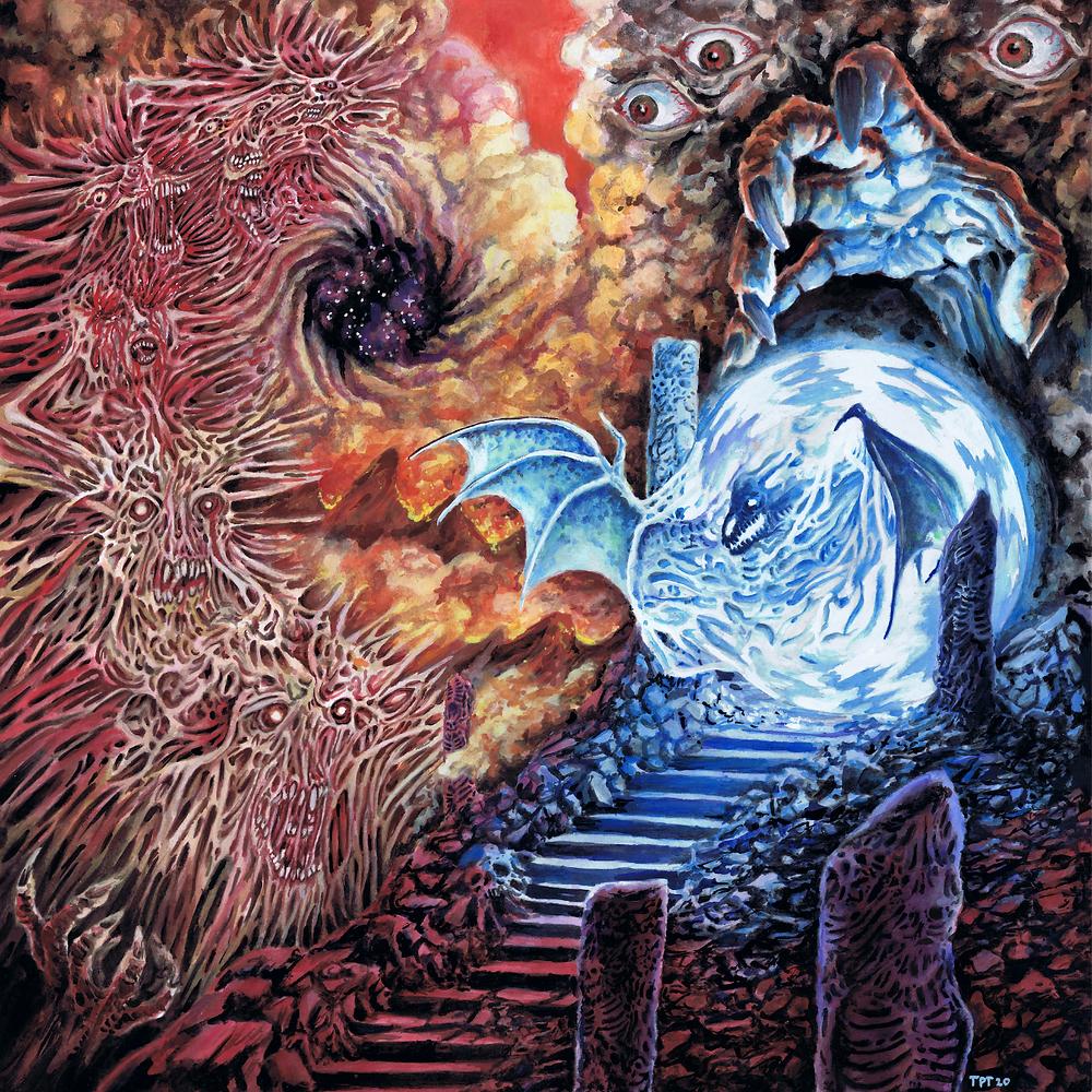 illogicalcomics, gatecreeper, death metal