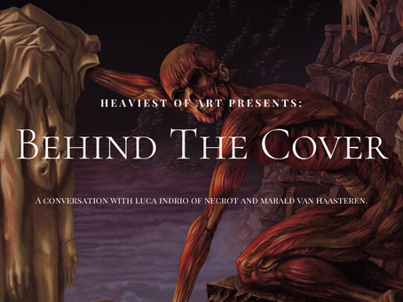 Behind the Cover: NECROT - Mortal