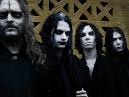 TRIBULATION share new single 'Hour of the Wolf'