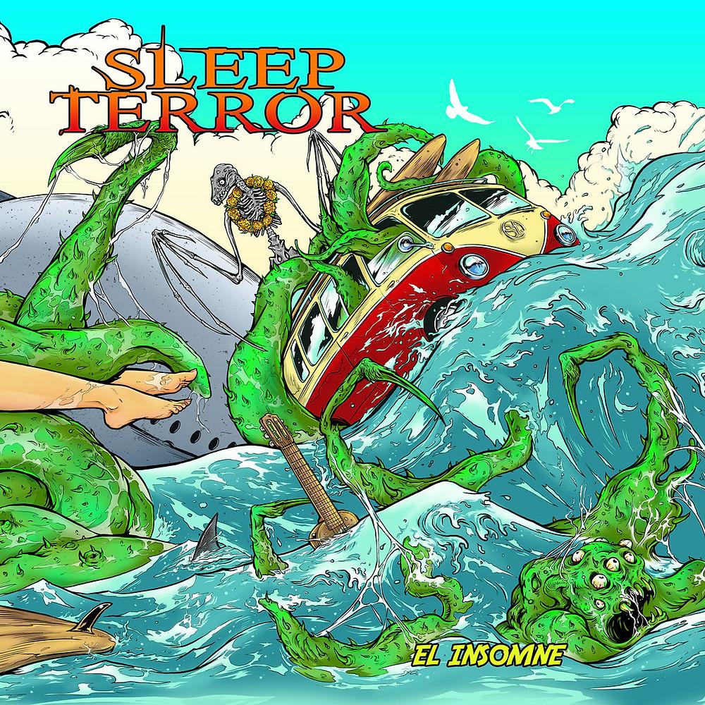 visual amnesia sleep terror