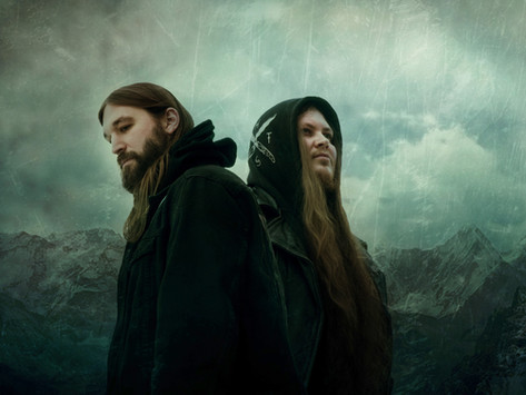 A Lesson In Melody: HARAKIRI FOR THE SKY - Mære Review