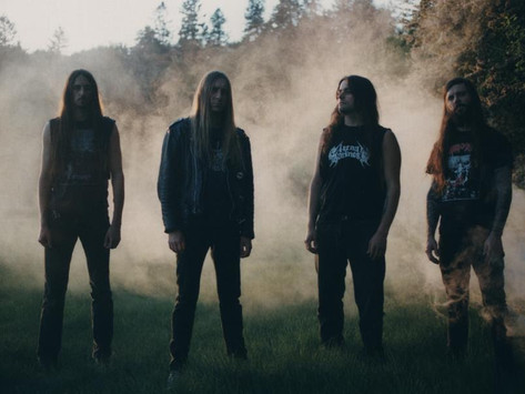 MORTIFERUM announce new album 'Preserved in Torment' + share lead single