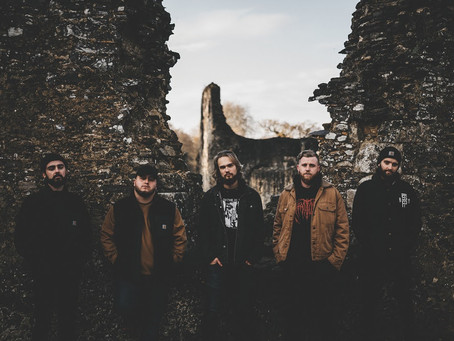 BOUND IN FEAR announce new album 'Penance' + share title track