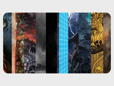 The best album covers of March 2021