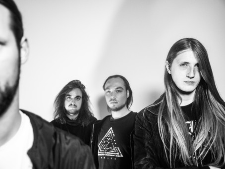 AUTARKH announce debut full-length 'Form In Motion' + share new single 'Turbulence'