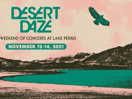 DESERT DAZE announces 2021 lineup