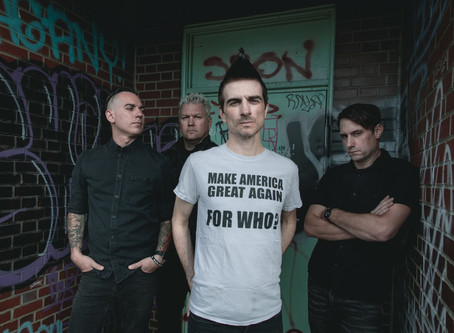 ANTI-FLAG announce 'Beyond Barricades: The Story of Anti-Flag' documentary