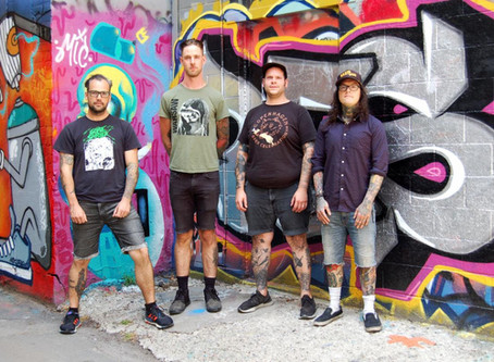 BLEEDING OUT announce new album 'Lifelong Death Fantasy'