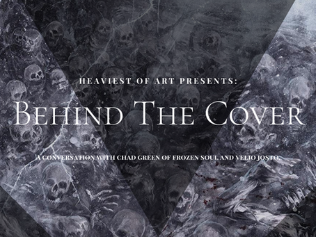 Behind the Cover: FROZEN SOUL - Crypt Of Ice