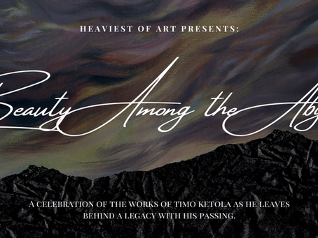 Beauty Among The Abyss: The Art of Timo Ketola
