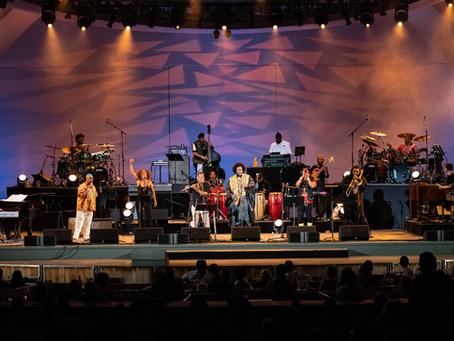 Soaring High With Communal Spirit: Kamasi Washington at The Hollywood Bowl