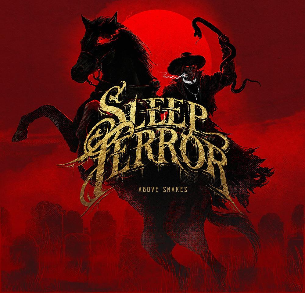 sleep terror visual amnesia