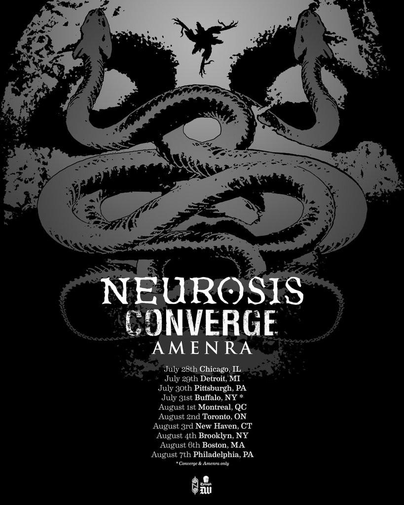 neurosis converge amenra
