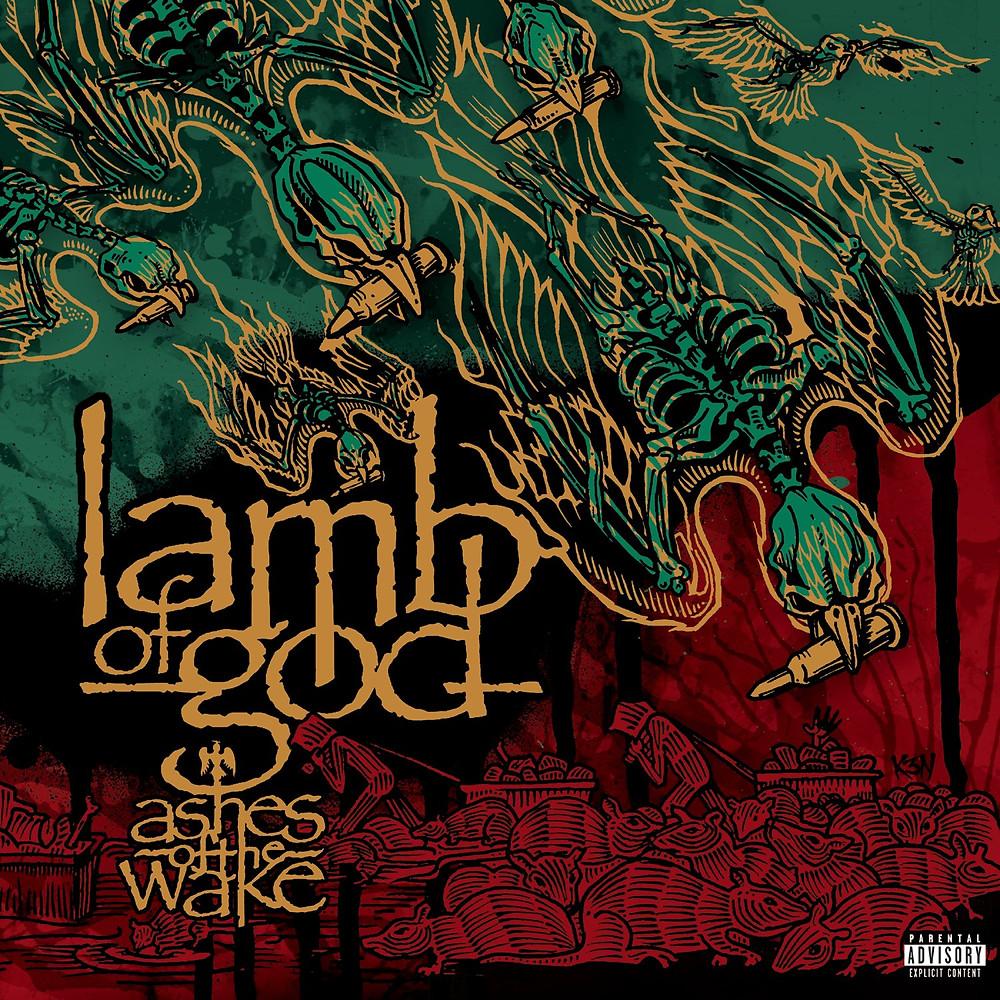 lamb of god k3n adams