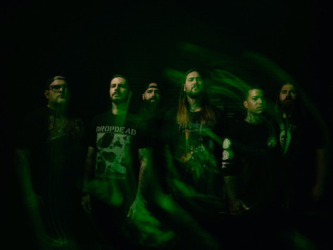 FIT FOR AN AUTOPSY announce new album 'Oh What The Future Holds' + stream lead single