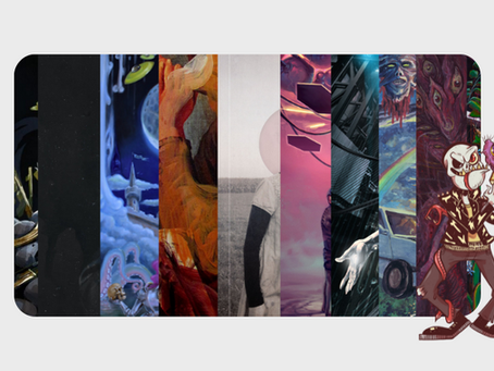 The best album covers of August 2021