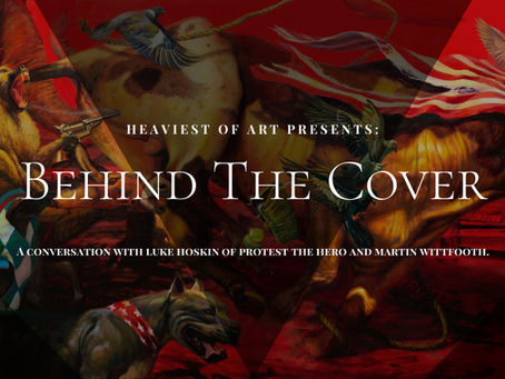 Behind the Cover: PROTEST THE HERO - Palimpsest