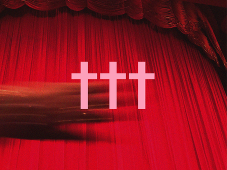 ††† (CROSSES) share Depeche Mode-esque cover of 'The Beginning Of The End'