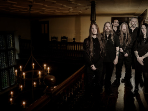 We Are The Bloody Earth: MY DYING BRIDE - Macabre Cabaret Review