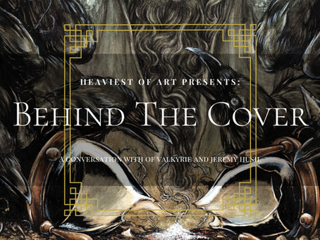 Behind the Cover: VALKYRIE - Fear