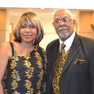 Pastor Clarence & 1st Lady Elaine Askins - 15th Anniversary