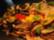 Contorni(melanzane, peperoni, zucchine, cipolle)