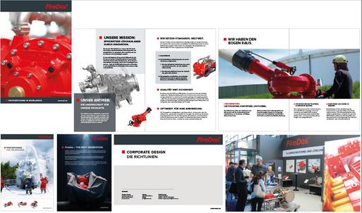 Printmittel und Corporate Design