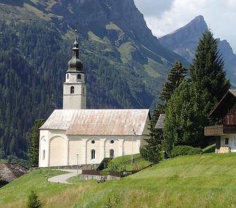 Kirche Splügen