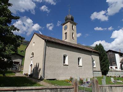 Kirche Nufenen
