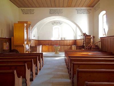 Kirche Sufers