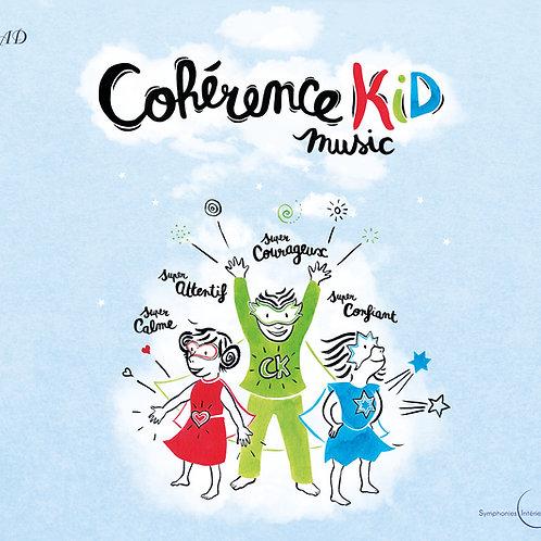 ALBUM COHÉRENCE KID MUSIC