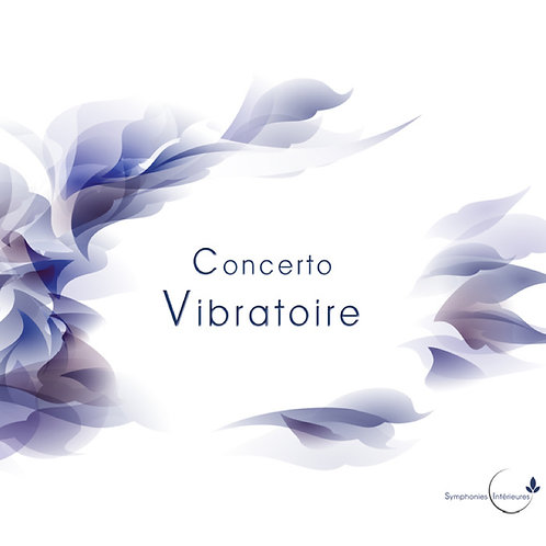 ALBUM CONCERTO VIBRATOIRE