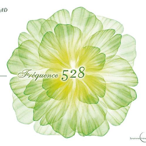 ALBUM FRÉQUENCE 528