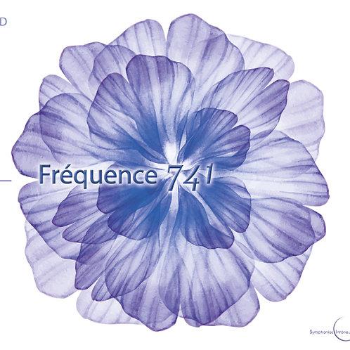 ALBUM FRÉQUENCE 741