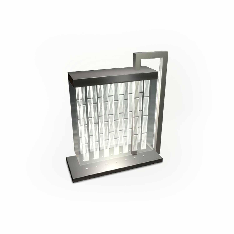 SWAROSKA TABLE LAMP