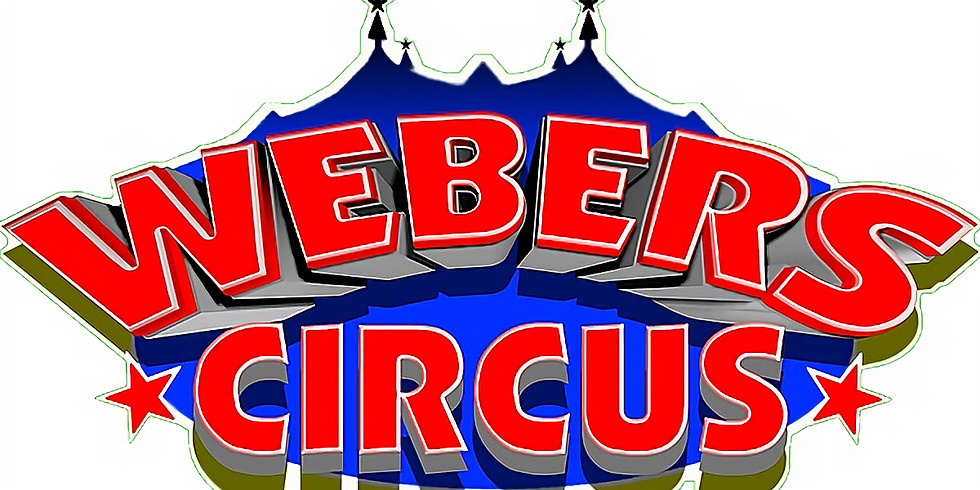 Webers Circus | 28 to 31 May