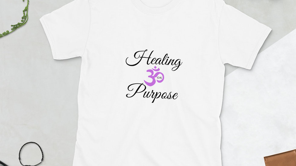 "Healing ""Om"" Purpose (White)"