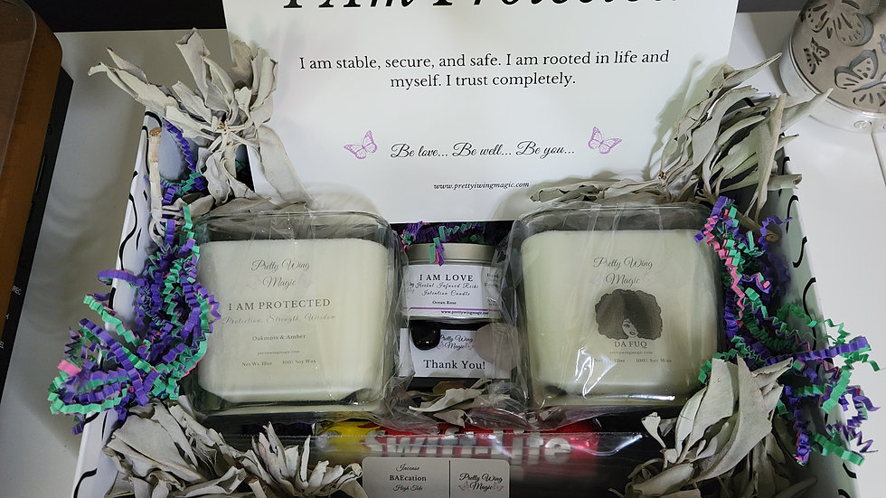 ElemenTTs Of C.A.R.E. Intuitive Care Kits