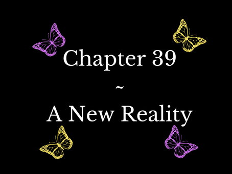 Chapter 39: A New Reality