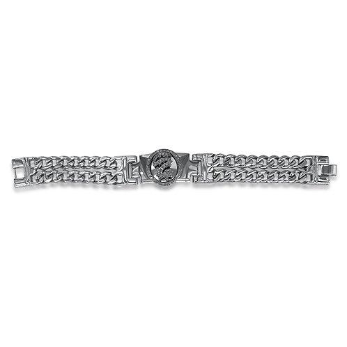 Steel ID Bracelet