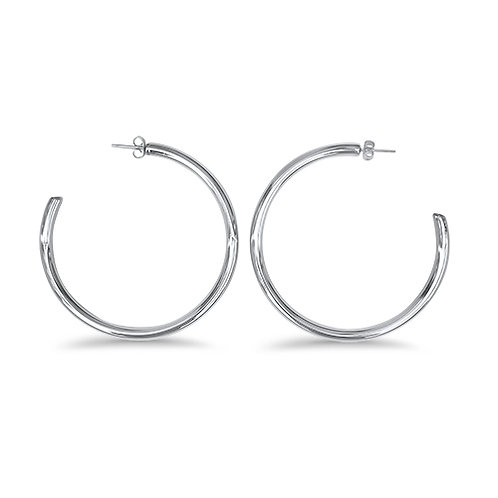 Hollow round hoops 2 inch