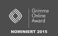 Logo des Grimme Online Award