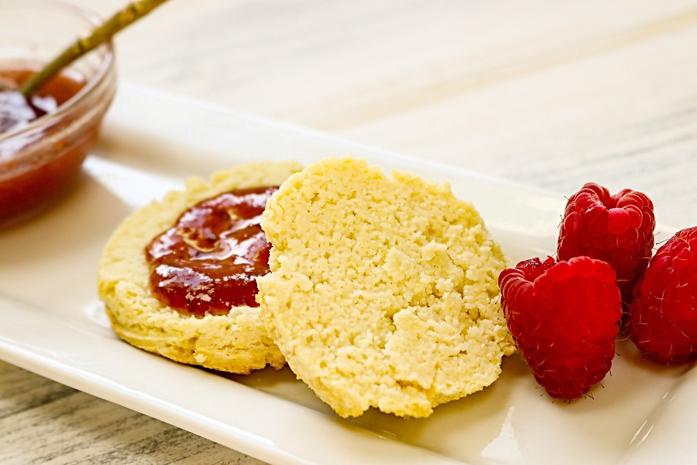 Grain & Gluten Free Biscuits