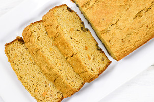 Butternut Squash and Sweet Potato Loaf