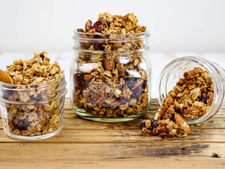 Holy Granola, Batman!