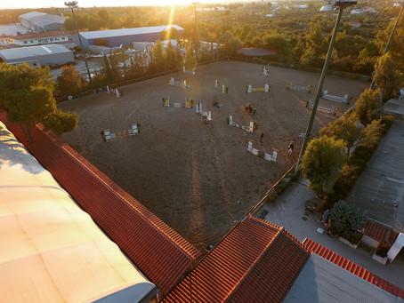 Εναέριες λήψεις με Drone για κινηματογραφική κάλυψη εκδηλώσεων