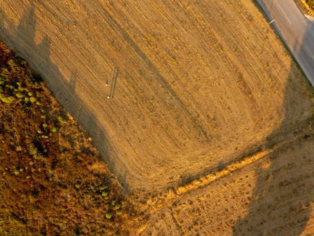 Επίβλεψη αγροτικών εκτάσεων με Drone