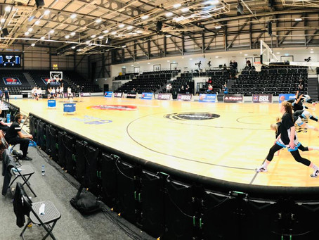 WBBL and BBL Live in Newcastle, England